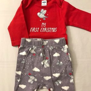 Old Navy 1st XMas only worn once